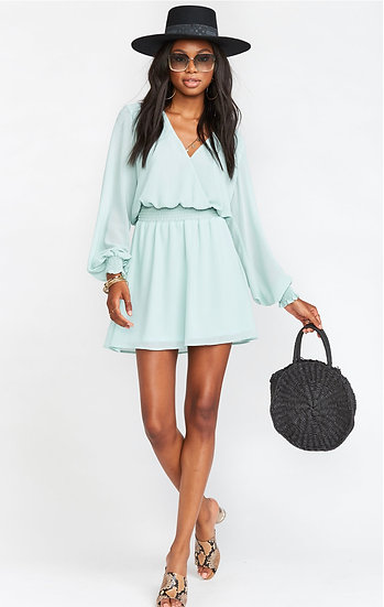 Light Blue Dress (Show Me Your Mumu)
