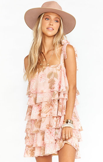 Rowen Ruffle Dress (Show Me Your Mumu)