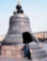 Tsar Kolokol, Kremlin, Moscow, Chokhov, Motorin, biggest bell,