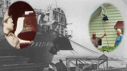 MV Photinia and the Dunsdale Bell