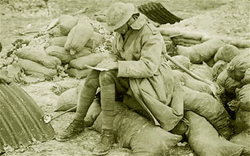 Arthur Cima - War Hero