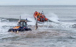 The RNLI today