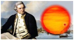Captain Cook and the Transit of Venus