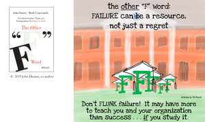 the other f word: failure can be a resources, not just a regret.
