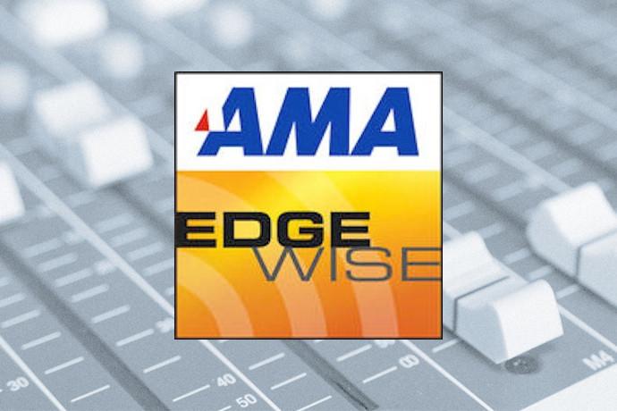 logo AMA Edge Wise podcast