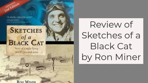 Book Review: Ron Miner's Sketches of a Black Cat