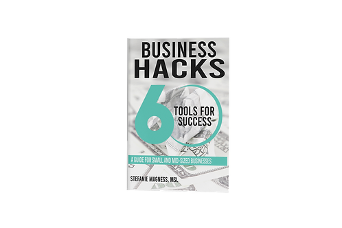 Business Hacks...60 Tools for Success