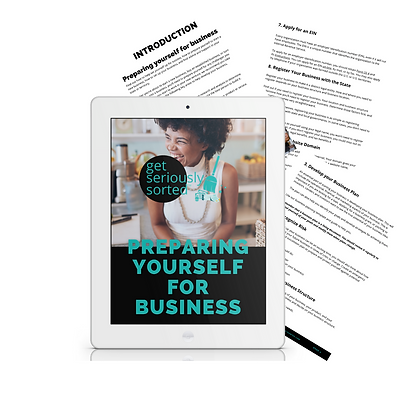 Preparing Yourself for Business
