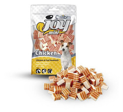 Calibra Joy Mini sandwich cod_chicken70gr