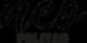 Neo logo px noir sur fond transparent.pn