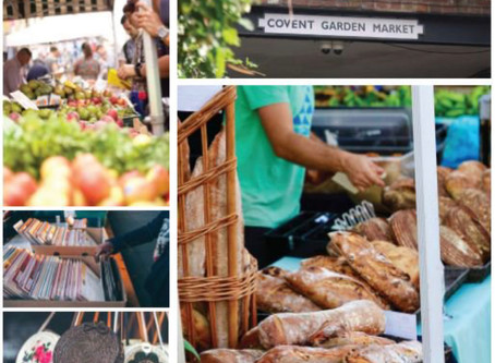 Covent Garden Quarter street markets make their long-awaited return