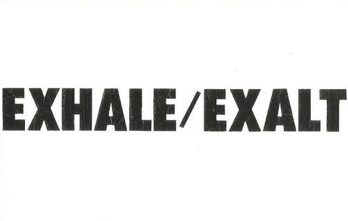 Exhale Exalt (2010)