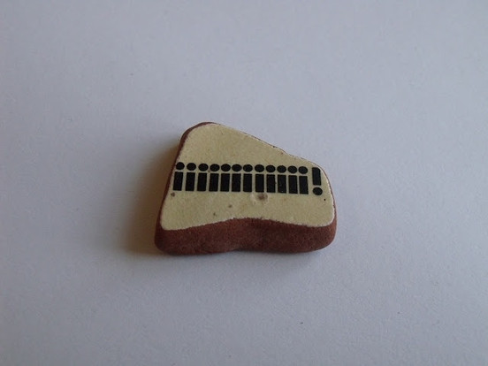 Portobello Tile Piece (2010)