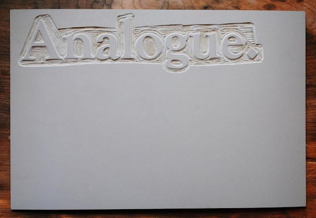 Analogue (2013)