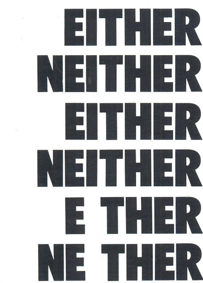Either Neither (2010)
