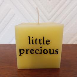 little precious (candle poem) (2021)