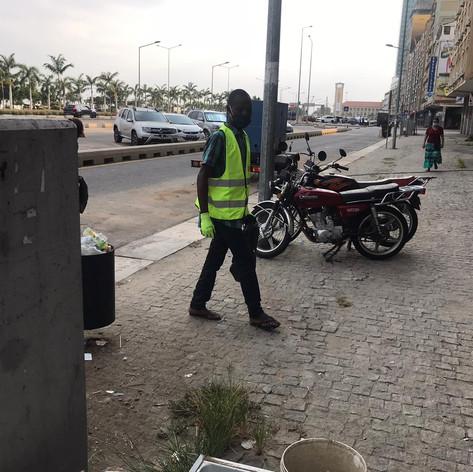 Marginal Street Clean