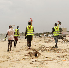 Samba Beach Clean