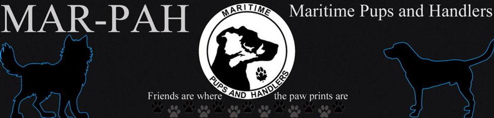 MAR-PAH - Maritime Pups & Handlers