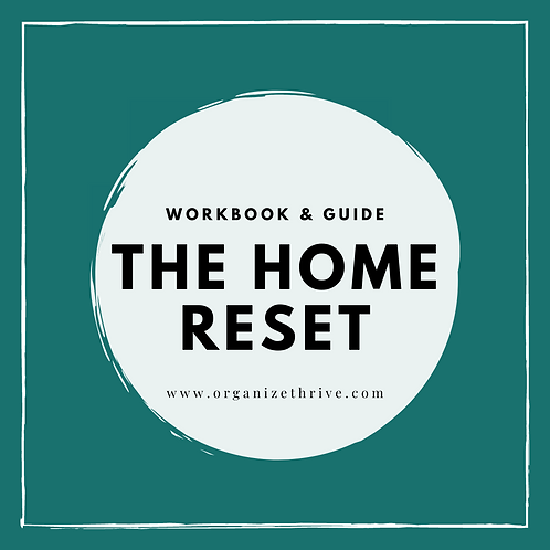 The Home Reset: Complete