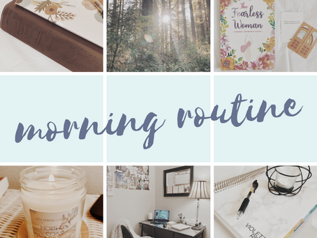 Build Your Own Perfect Morning Routine