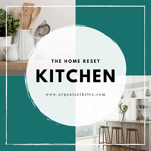 Kitchen (from The Home Reset)