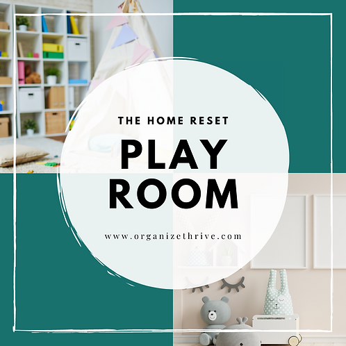 Play Room (from The Home Reset)