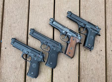 The Beretta M9 - Was it a good service pistol?