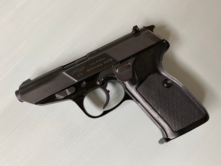Walther P5 - Evolving the P38