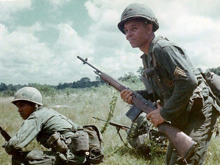 America's shortest lived primary infantry rifle - The M14