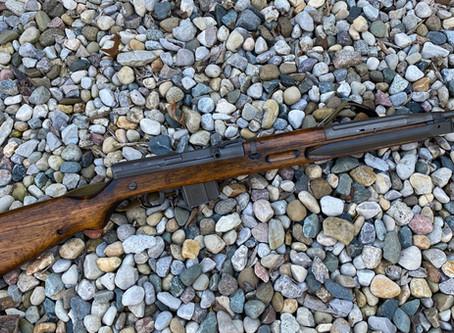 Czechoslovakia's SKS - the vz.52