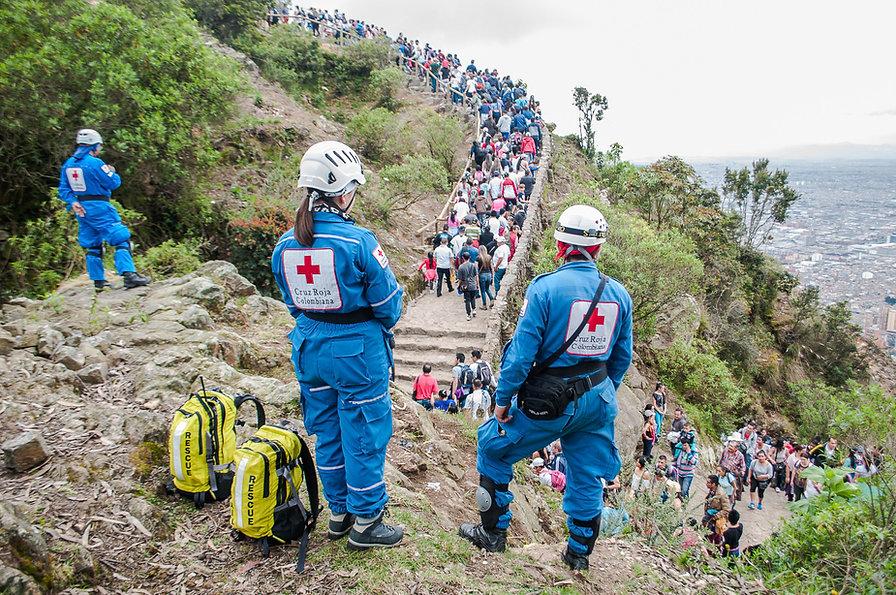 Socorrismo Cruz Roja Monserrate