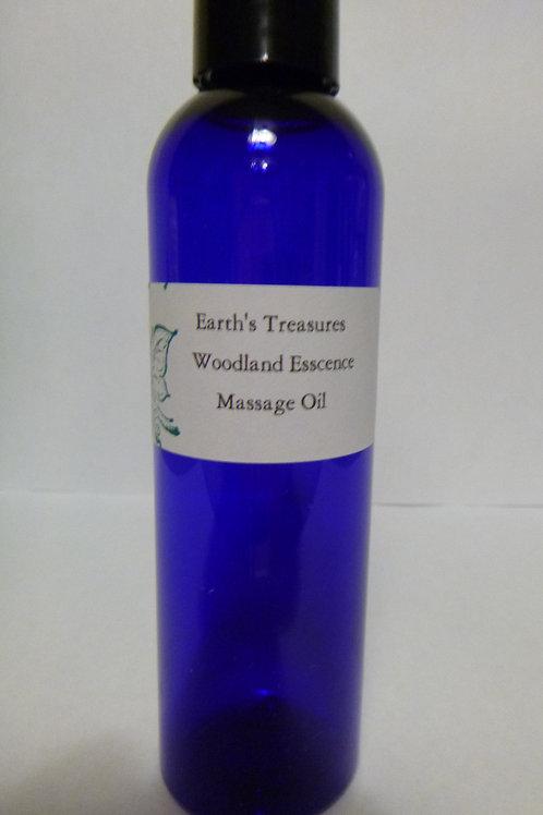 Woodland Esscence Massage Oil