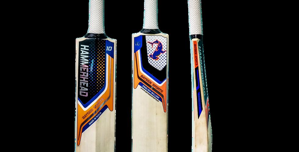 Hammer Head Cricket Bat - Kashmir Willow