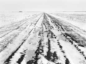 Winter Road to Nowhere
