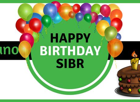 Happy Birthday SIBr