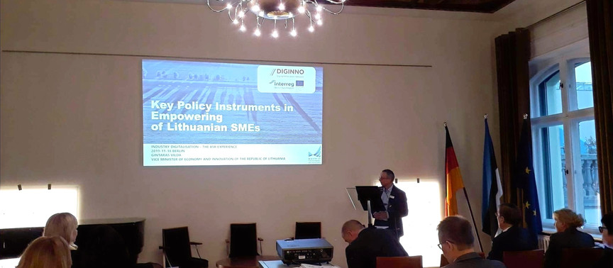 How can we jointly realise Industry 4.0 in the Baltic Sea Region?