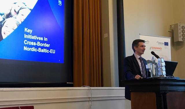 Digital Policy Round Table: The Future of Cross-Border e-Services in the Baltic Sea Region