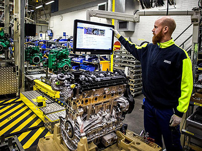 #DIGINNObest: MVV/Volvo Penta - strengthened production