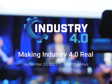 """Join Us for the International Conference """"Making Industry 4.0 Real"""""""