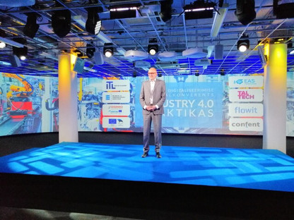 First Virtual Industry 4.0 in Practice Conference