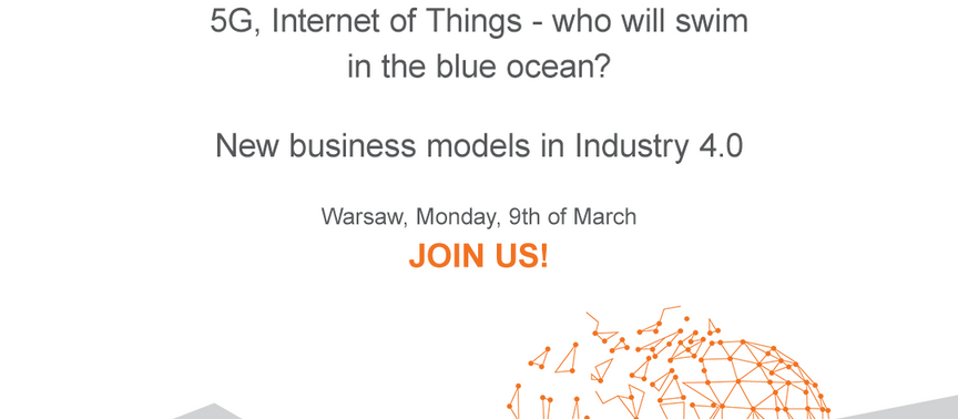 Diginno Innovation Session: 5G, Internet of Things - Who Will Swim in the Blue Ocean? New Business M