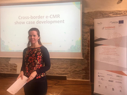 The four show-cases of cross-border e-services: WP3 meeting in Tallinn!
