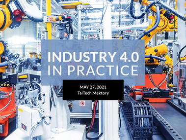 """Join us for the Conference """"Industry 4.0 in Practice"""""""