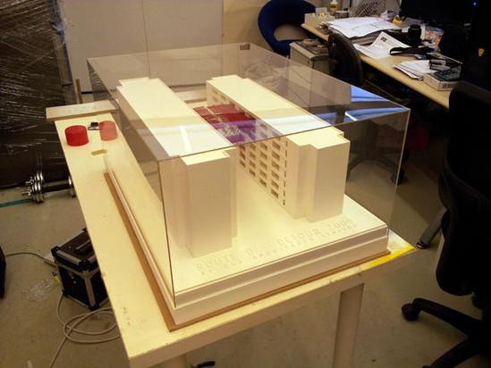 RAAW | Model Making | Detour Installation