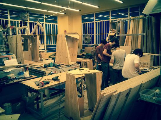 RAAW | Art Basel | Making of AAApavilion | Days in Fotanian