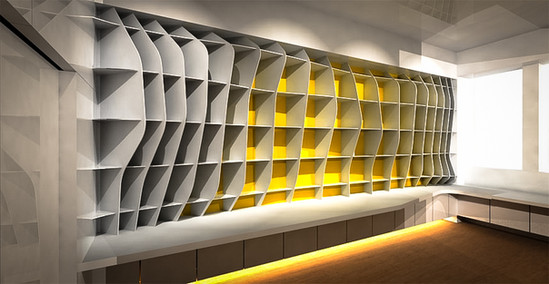 RAAW | Tang King Po College | Interior Project