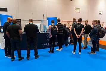 virtual reality event stand promotion