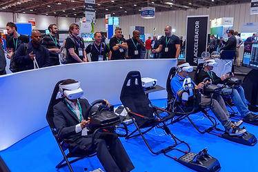 Virtual reality brand promotion gamification