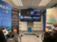 Racing sim sales incentive gamification